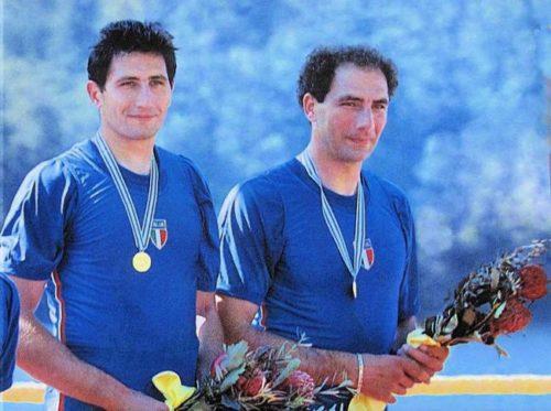 Carmine e Giuseppe Abbagnale