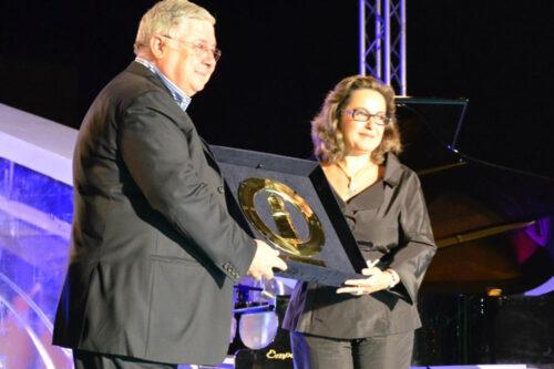 Pippo Callipo con Premio il Faro 2012